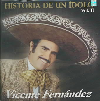 HISTORIA DE UN IDOLO VOL.2 BY FERNANDEZ,VICENTE (CD)